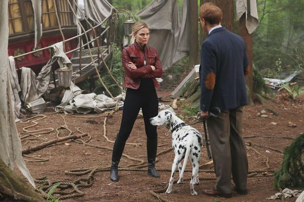 Watch full episodes of Once Upon a Time this fall on Hulu