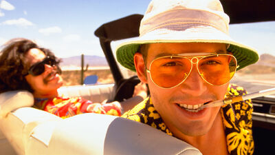 Weird Watch: 'Fear and Loathing in Las Vegas'