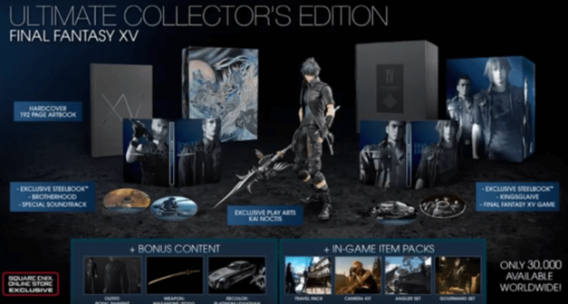 FFXV-CollectorsEdition