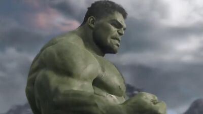 How Much Does Bruce Banner Have to Eat in Hulk Form?