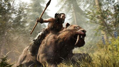 Hot Right Now: Prehistory in Games
