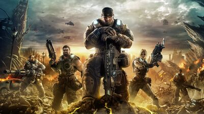 'Gears of War' Movie: Everything We Know So Far