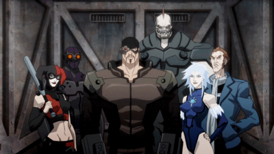 How 'Assault on Arkham' Paved the Way For 'Suicide Squad'