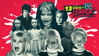 The Creepiest Kids in Horror Movies