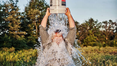 The Legacy of the Ice Bucket Challenge