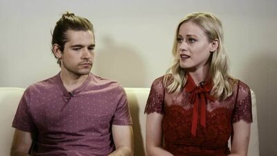 'The Magicians': Jason Ralph and Olivia Taylor Dudley Interview