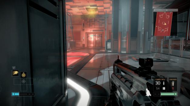 Deus Ex Mankind Divided Heat Sensor System Rift