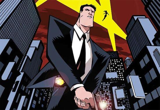 Powers Christian Walker Comic