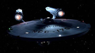 Amazing Star Trek Trivia