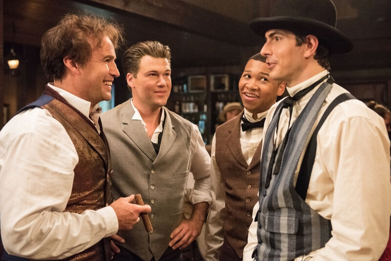 Legends of Tomorrow Circus