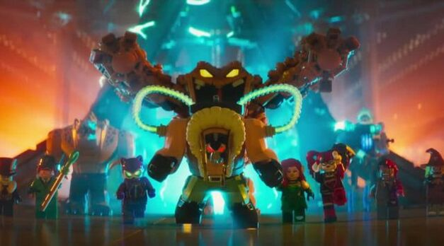 lego batman movie characters