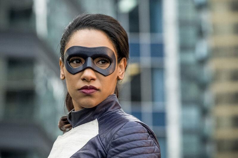 The Flash Iris West