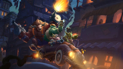 How 'Mean Streets of Gadgetzan' Changes the 'Hearthstone' Meta