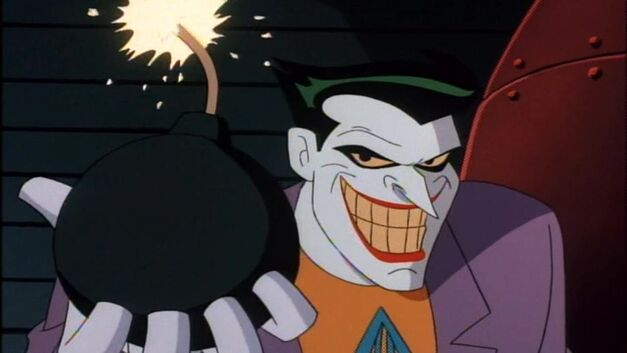 The Joker from 'Batman the Animated Series'