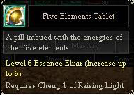 Level 6 ESS