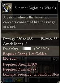 Superior Lightning Wheels