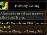 Heavenly Ginseng