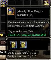 Blue dragon warg