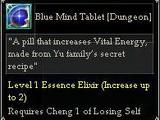 Blue Mind Tablet