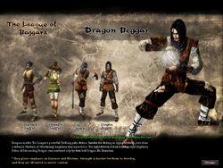 Dragon beggar