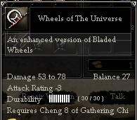 Wheels of The Universe