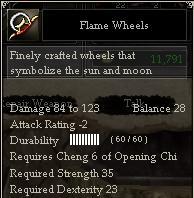 Flame Wheels