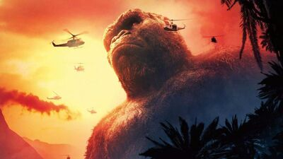 Kong Is the Iron Man of the MonsterVerse