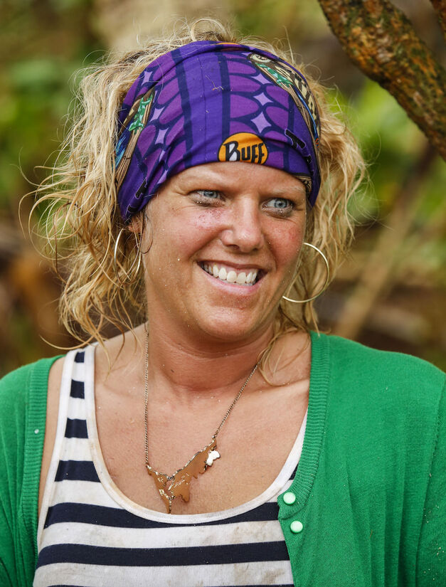 Sunday Burquest Survivor season 33 Gen Xers Takali tribe