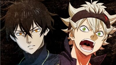 'Black Clover' Represents the Best and Worst of Shōnen Anime