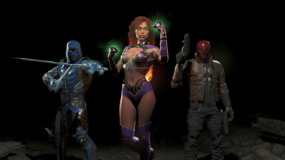 'Injustice 2' Roster: All The DC Comics Fighters Revealed
