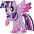 Księżniczka Twilight Sparkle 1234