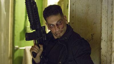 'Punisher' Series Coming to Netflix