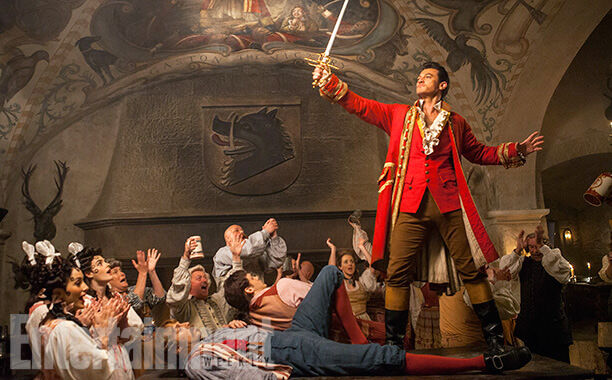 beauty and the beast gaston ew