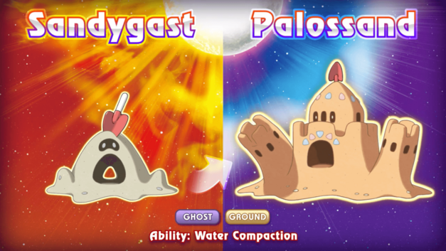 Pokemon Sun and Moon New Pokemon