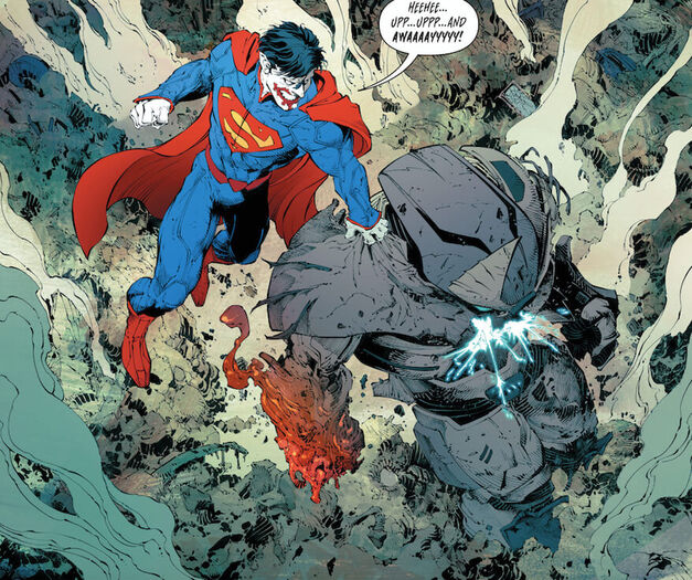 Batman 36 Superman Endgame