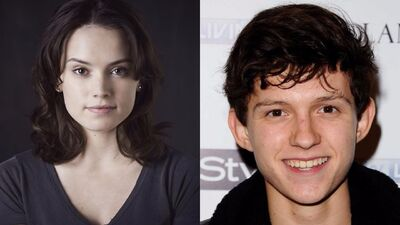 Rey and Spider-Man Will Star in 'Chaos Walking' Adaptation