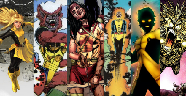 new mutants x-men characters