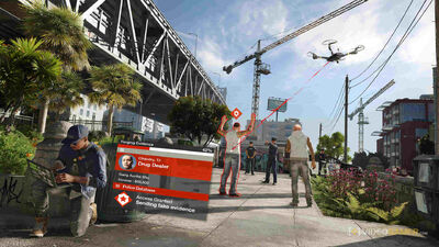 'Watch Dogs 2' DLC Comes to PS4 First, Movie Incoming