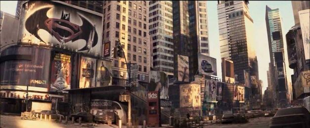 bvs i am legend