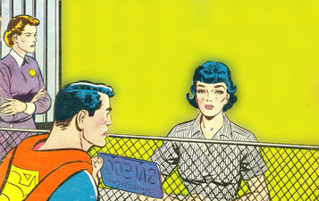 He's Just Not That Into You, Lois Lane (Part 1)