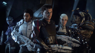 'Mass Effect: Andromeda' Quiz: How Well Do You Know Your Squadmates?