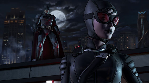 Batman Telltale First Episode