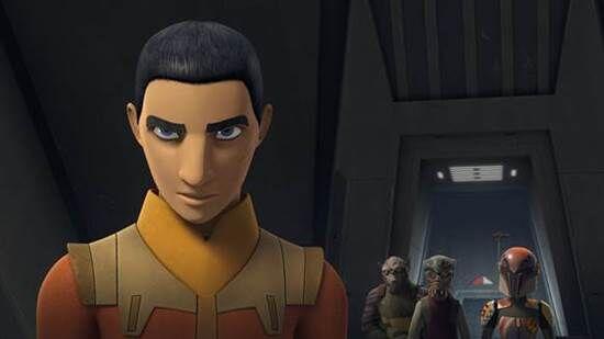 Ezra Star Wars Rebels