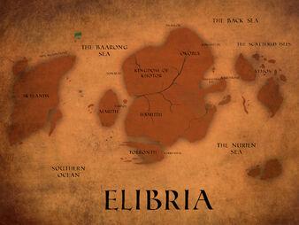 Elibria map
