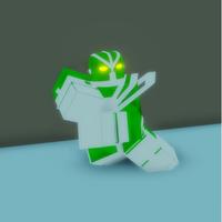 Hierophant Green A Bizarre Day Roblox Wiki Fandom