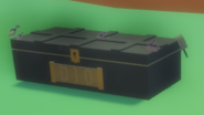 Dio's Coffin Tom's Tinpot