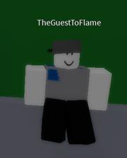 TheGuestToFlame