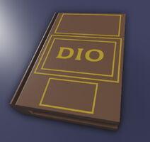 Dio diary