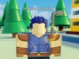 Hamon Warrior
