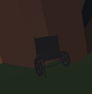 Wheelchaironthecave
